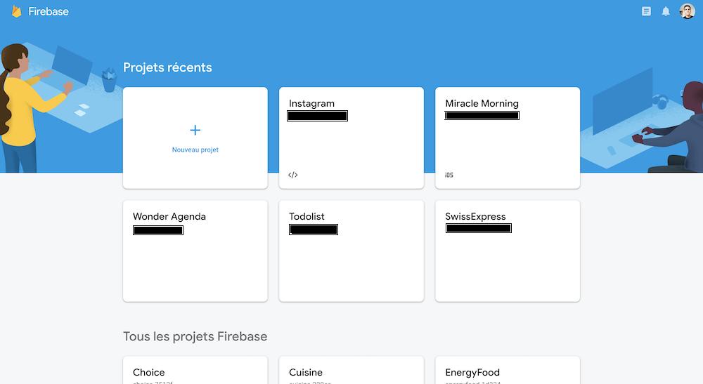 Comment associer Firebase à votre application Ionic 4 ?