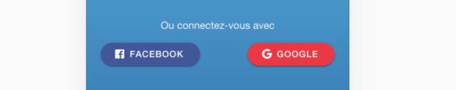 Comment créer des boutons de connexion Facebook et Google