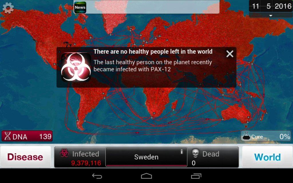 Plague Inc, le jeu qui m'a motivé à devenir développeur mobile