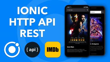 IONIC HTTP: Comment lire les données d'une API REST dans Ionic avec HTTP ?