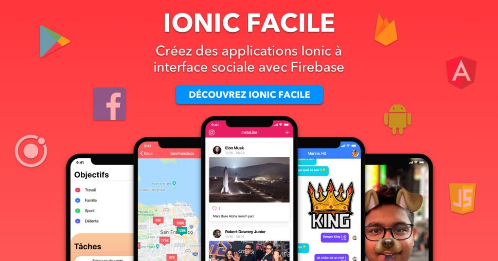 Ionic Facile