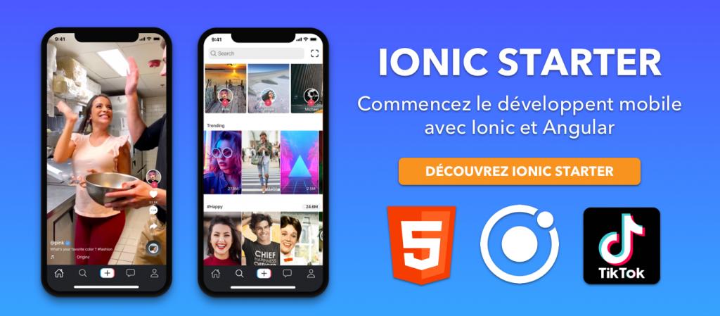 Ionic Starter